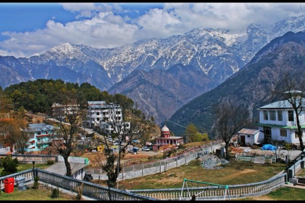 1, 4, 5 Kanal Land for Hotel/Resort Main Naddi.