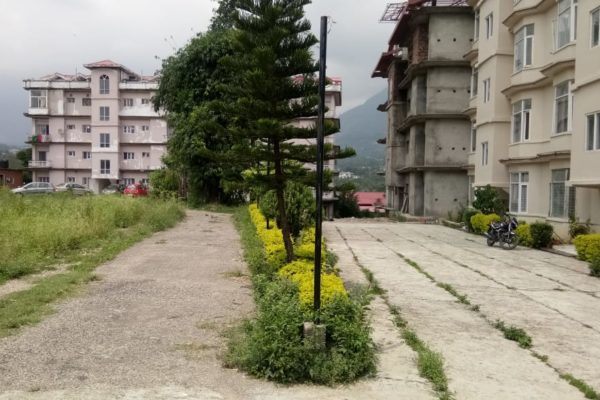 2 BHK Flat Non Himachali also can buy in Dharamshala